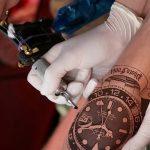 фото тату часы от 07.05.2018 №028 - tattoo watch - tatufoto.com