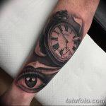фото тату часы от 07.05.2018 №029 - tattoo watch - tatufoto.com