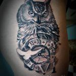 фото тату часы от 07.05.2018 №033 - tattoo watch - tatufoto.com