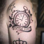 фото тату часы от 07.05.2018 №036 - tattoo watch - tatufoto.com