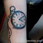 фото тату часы от 07.05.2018 №038 - tattoo watch - tatufoto.com
