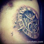 фото тату часы от 07.05.2018 №040 - tattoo watch - tatufoto.com