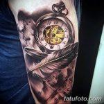 фото тату часы от 07.05.2018 №043 - tattoo watch - tatufoto.com