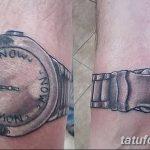 фото тату часы от 07.05.2018 №045 - tattoo watch - tatufoto.com