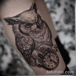 фото тату часы от 07.05.2018 №046 - tattoo watch - tatufoto.com