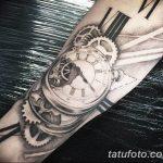 фото тату часы от 07.05.2018 №047 - tattoo watch - tatufoto.com