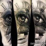 фото тату часы от 07.05.2018 №048 - tattoo watch - tatufoto.com