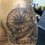 фото тату часы от 07.05.2018 №049 - tattoo watch - tatufoto.com