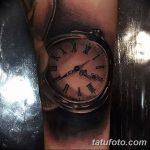 фото тату часы от 07.05.2018 №054 - tattoo watch - tatufoto.com
