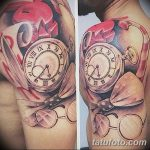 фото тату часы от 07.05.2018 №058 - tattoo watch - tatufoto.com