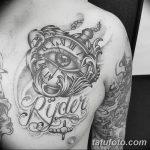 фото тату часы от 07.05.2018 №059 - tattoo watch - tatufoto.com