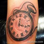 фото тату часы от 07.05.2018 №060 - tattoo watch - tatufoto.com