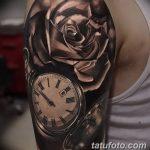 фото тату часы от 07.05.2018 №061 - tattoo watch - tatufoto.com