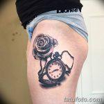 фото тату часы от 07.05.2018 №062 - tattoo watch - tatufoto.com