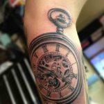 фото тату часы от 07.05.2018 №067 - tattoo watch - tatufoto.com 3463453