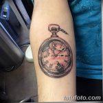 фото тату часы от 07.05.2018 №072 - tattoo watch - tatufoto.com
