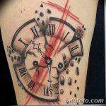 фото тату часы от 07.05.2018 №074 - tattoo watch - tatufoto.com