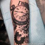фото тату часы от 07.05.2018 №075 - tattoo watch - tatufoto.com