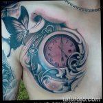 фото тату часы от 07.05.2018 №076 - tattoo watch - tatufoto.com