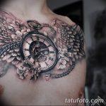 фото тату часы от 07.05.2018 №079 - tattoo watch - tatufoto.com