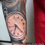 фото тату часы от 07.05.2018 №080 - tattoo watch - tatufoto.com
