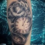 фото тату часы от 07.05.2018 №081 - tattoo watch - tatufoto.com