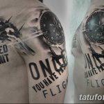 фото тату часы от 07.05.2018 №082 - tattoo watch - tatufoto.com