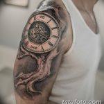фото тату часы от 07.05.2018 №084 - tattoo watch - tatufoto.com