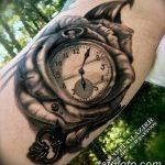 фото тату часы от 07.05.2018 №088 - tattoo watch - tatufoto.com