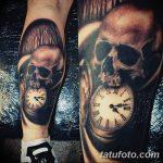 фото тату часы от 07.05.2018 №089 - tattoo watch - tatufoto.com