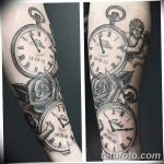 фото тату часы от 07.05.2018 №092 - tattoo watch - tatufoto.com