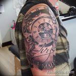 фото тату часы от 07.05.2018 №096 - tattoo watch - tatufoto.com