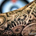 фото тату часы от 07.05.2018 №100 - tattoo watch - tatufoto.com