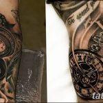 фото тату часы от 07.05.2018 №103 - tattoo watch - tatufoto.com