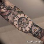 фото тату часы от 07.05.2018 №104 - tattoo watch - tatufoto.com