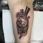 фото тату часы от 07.05.2018 №105 - tattoo watch - tatufoto.com