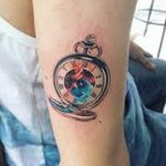 фото тату часы от 07.05.2018 №107 - tattoo watch - tatufoto.com