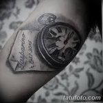 фото тату часы от 07.05.2018 №108 - tattoo watch - tatufoto.com
