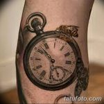 фото тату часы от 07.05.2018 №109 - tattoo watch - tatufoto.com