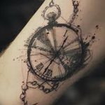 фото тату часы от 07.05.2018 №110 - tattoo watch - tatufoto.com