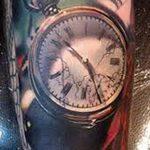 фото тату часы от 07.05.2018 №113 - tattoo watch - tatufoto.com
