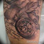 фото тату часы от 07.05.2018 №117 - tattoo watch - tatufoto.com