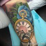 фото тату часы от 07.05.2018 №120 - tattoo watch - tatufoto.com