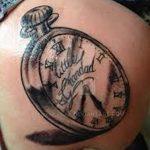 фото тату часы от 07.05.2018 №121 - tattoo watch - tatufoto.com