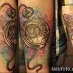 фото тату часы от 07.05.2018 №122 - tattoo watch - tatufoto.com