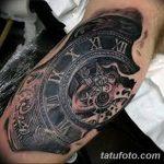 фото тату часы от 07.05.2018 №123 - tattoo watch - tatufoto.com