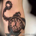фото тату часы от 07.05.2018 №125 - tattoo watch - tatufoto.com
