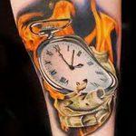 фото тату часы от 07.05.2018 №126 - tattoo watch - tatufoto.com