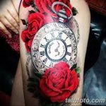 фото тату часы от 07.05.2018 №127 - tattoo watch - tatufoto.com