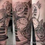 фото тату часы от 07.05.2018 №129 - tattoo watch - tatufoto.com